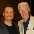 Steve G. Jones with Bob Proctor of The Secret