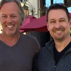 Steve G. Jones with Scott Yancey of A&Es Flipping Vegas