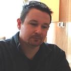 Steve G. Jones at brunch