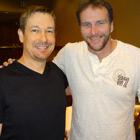 Steve G. Jones with Bob Doyle from The Secret