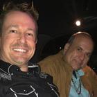 Steve G. Jones with Dr. Joe Vitale, Star of the Secret
