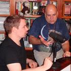 Steve G. Jones Recording with Dr. Joe Vitale, Star of the Secret
