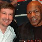 Steve G. Jones with Mike Tyson