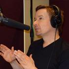 Steve G. Jones in the studio