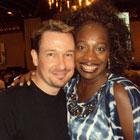Steve G. Jones and Lisa Nichols