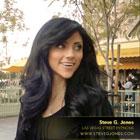 Steve G. Jones Las Vegas Street Hypnosis