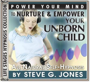 Nurture & Empower Your UNBORN CHILD Hypnosis CD or MP3