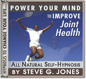 CD or MP3 to Power Your Mind to Improve Joint Health