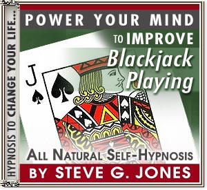 Improve black jack playing Power Your Mind Hypnosis CD