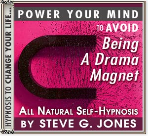 Avoid Being a Drama Magnet Power Your Mind Hypnosis CD