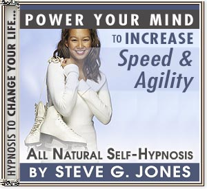 Increase Speed and Agility Power Your Mind Hypnosis CD
