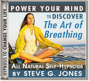 Discover The Art of Breathing Power Your Mind Hypnosis CD