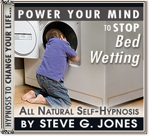 CD or MP3 to Power Your Mind to Stop Bed Wetting