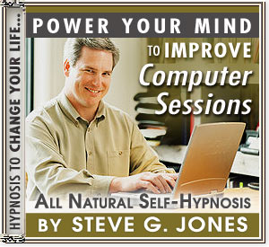 Improve Computer Sessions Power Your Mind Hypnosis CD