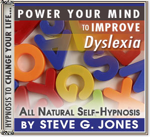 Improve Dyslexia Power Your Mind Hypnosis CD