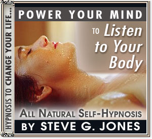 Listen to Your Body Power Your Mind Hypnosis CD