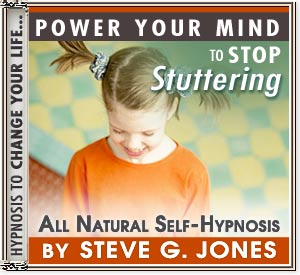 CD or MP3 to Power Your Mind  to Stop Stuttering