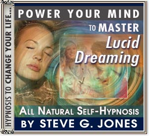 CD or MP3 to Power Your Mind to Master Lucid Dreaming