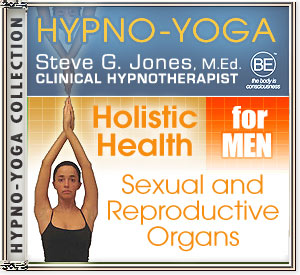 CD or MP3 for Hypno-Yoga Collection: Yoga Energy for Male Sexual and Reproductive Organs