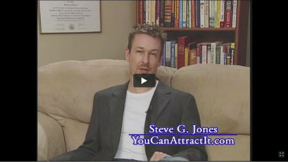 CBS News 'You Can Attract It' Commercial VIDEO