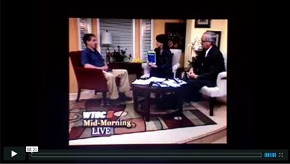 CBS News Hypnotherapy Book Interview VIDEO