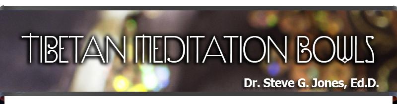 Tibetan Meditation Bowls