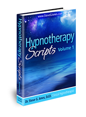 Hypnotherapy Scripts Volume 1 - Hypnosis Book