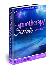 Hypnotherapy Scripts Volume 2 - Hypnosis Book