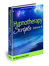 Hypnotherapy Scripts Volume 4 - Hypnosis Book