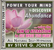 Power Your Mind for Abundance, Hypnosis MP3