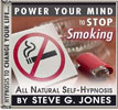 Power Your Mind to Stop Smoking, Hypnosis MP3