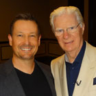Steve G. Jones with Bob Proctor of The Secret
