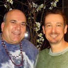 Steve G. Jones with Dr. Joe Vitale, Star of the Secret