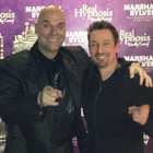 Steve G. Jones with Marshall Sylver