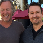 Steve G. Jones with Scott Yancey of A&Es Flipping Vegas