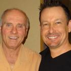 Steve G. Jones with Bill Harris of The Secret