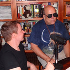 Steve G. Jones Recording with Dr. Joe Vitale, Star of the Secret