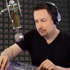 Steve G. Jones at the mixing board