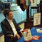Barnes and Noble book signing for the book, You Can Attract It