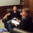 Steve G. Jones with Danny Bonaduce