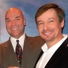 Steve G. Jones with Marshall Sylver