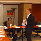 Steve G. Jones Teaching Hypnosis