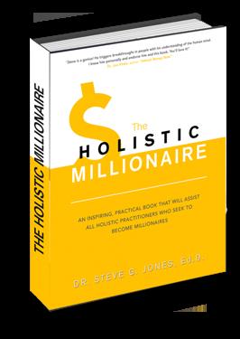 Steve's book Holistic Millioniare
