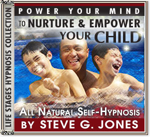 CD or MP3 to Power Your Mind  to Nurture & Empower Your Child