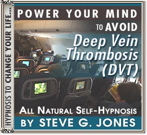 CD or MP3 to Power Your Mind to Address Deep Vein Thrombosis (DVT)